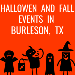 2020 Burleson Halloween Events Fall and Halloween Events In Burleson   Living In Burleson
