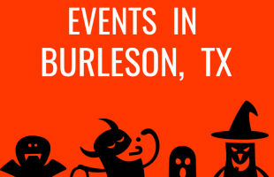 halloween events in burleson
