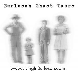 burleson ghost tour